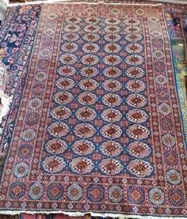 Pakistani Bokhara rugs for sale