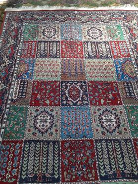 Baktiari rug for sale